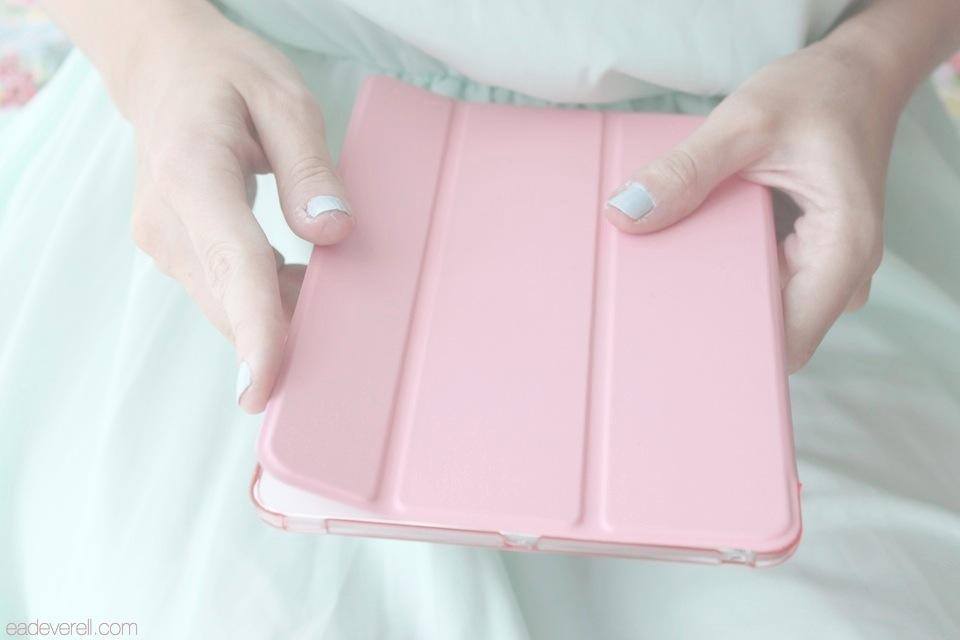 Pink iPad Mini