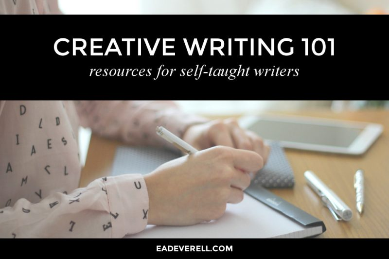 Study creative writing