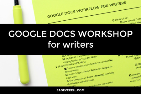 Google Docs Workshop