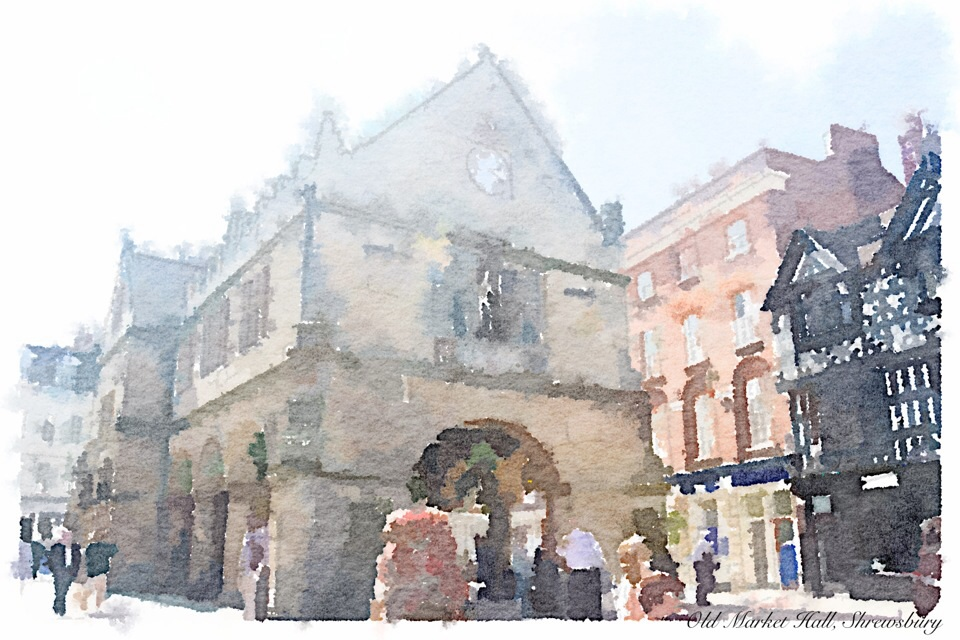 Market Hall, Shrewsbury