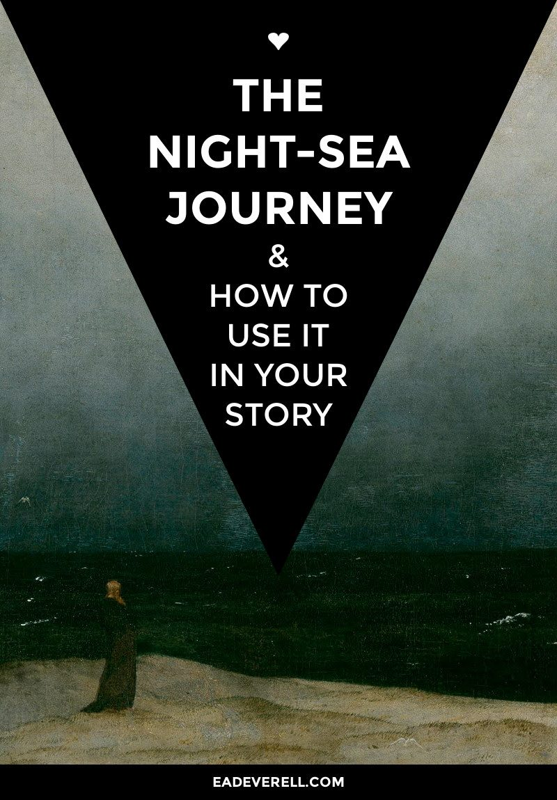 The Night-Sea Journey & How to Use it in Your Story