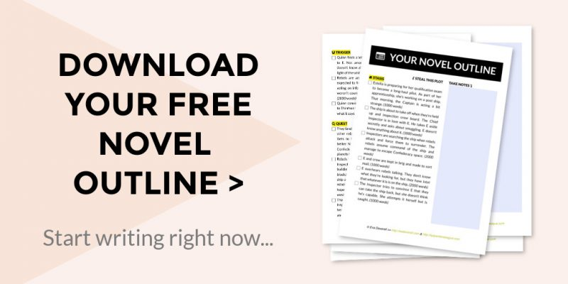 Free Novel Outline | creative writing blog