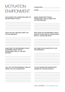Worksheets Motivation Worksheets character motivation worksheet creative writing worksheet